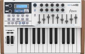 MIDI-клавиатура Arturia KeyLab 25