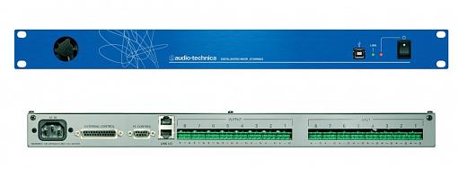 Матричный микшер Audio-Technica AT-DMM828EU