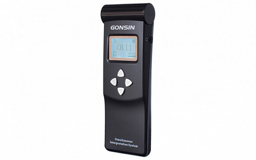 IR приемник для системы синхро-перевода GONSIN TC-J908LC